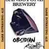 Sandstone Obsidian