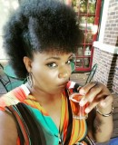 Chalonda White - Afro Beer Chick