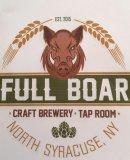 Full Boar Brewery