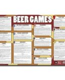 Beer Games (Description & Rules) Art Poster Print