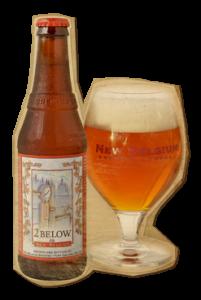 New Belgium 2° Below