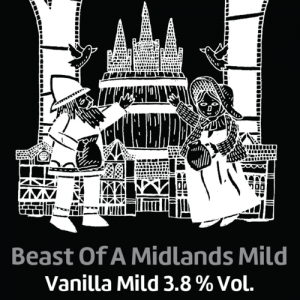 Twisted Barrel Beast Of A Midlands Mild