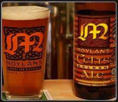 Moylan's Celts Golden Ale