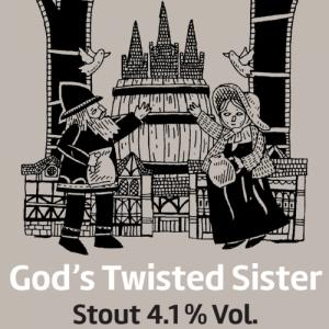 Twisted Barrel God's Twisted Sister