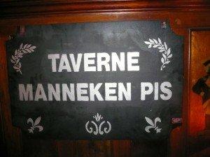 Taverne Manneken Pis