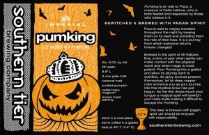 Southern Tier Imperial Pumking Ale