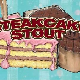 Double Barley Steakcake Stout