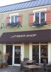 Crafty Beer Shop - Lafayette Village