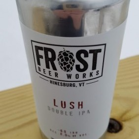 Frost Beer Works Lush