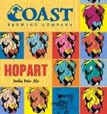 Coast Brewing HopArt IPA