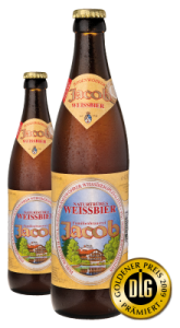 Jacob Naturtrübes Weissbier