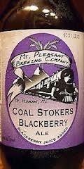 Mt. Pleasant Coal Stokers Blackberry Ale