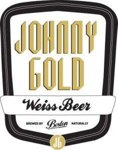 Boston Breweries  Johnny Gold Weiss