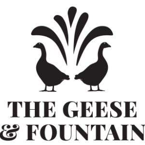 The Geese and Fountain
