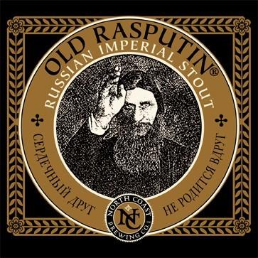North Coast Old Rasputin Russian Imperial Stout