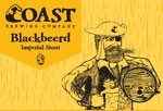 Coast Brewing Blackbeerd, the Imperial Stout
