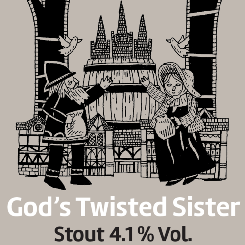 Twisted Barrel God's Twisted Sister