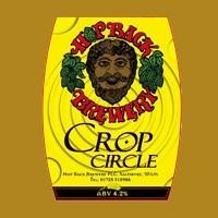 Hop Back Brewery Crop Circle