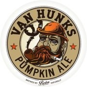 Boston Breweries Van Hunks Pumpkin Ale