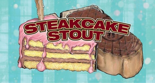 Double Barley Steakcake Stout