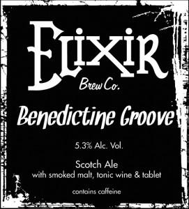 Elixir Benedictine Groove