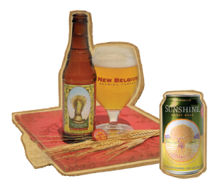 New Belgium Sunshine Wheat