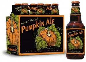 Buffalo Bill's Pumpkin Ale