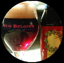 New Belgium Frambozen