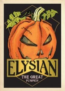 Elysian Great Pumpkin Ale