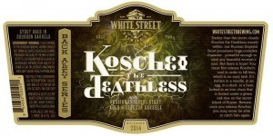 White Street Koschei the Deathless