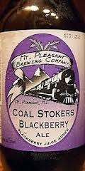 Mt. Pleasant Coal Stokers Blackberry Ale