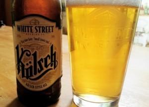 White Street Kölsch-style Ale