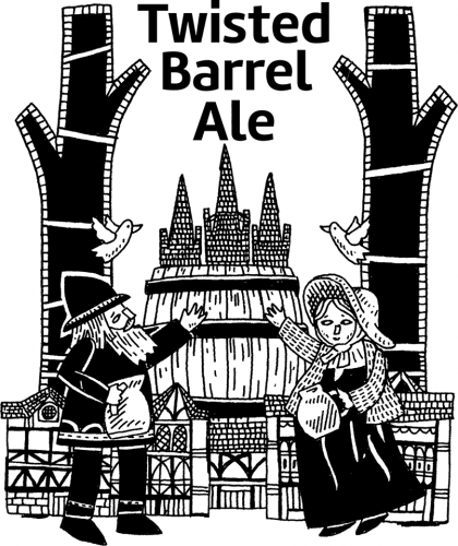 Twisted Barrel Ale Limited