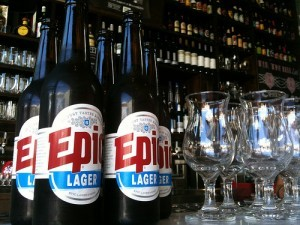 Epic Brewing Epic Lager
