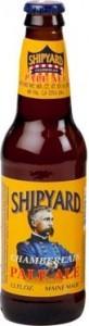 Shipyard Chamberlain Pale Ale