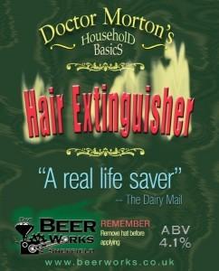 Dr. Morton's Hair Extinguisher
