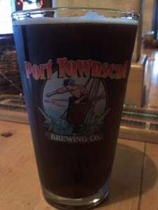 Port Townsend Drunken Sailor Bourbon Barreled Imperial Brown